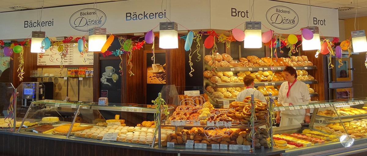 Bäckerei Dörsch Header